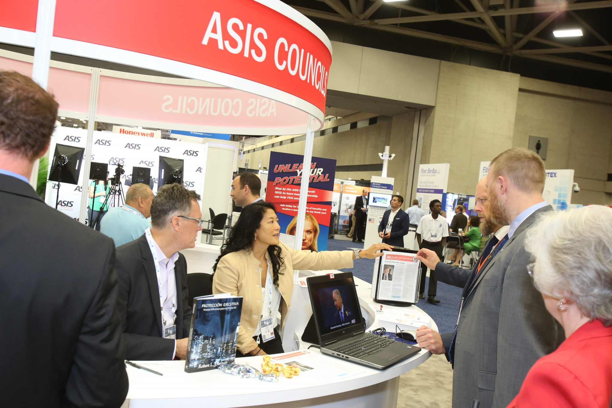 Exhibit Hall | Security Products and Services | Global