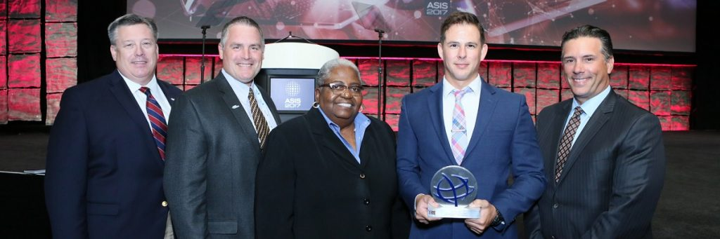 Outstanding Security Performance Awards Open, New Young Professional Category Added blog photo