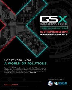 GSX Conference Brochure