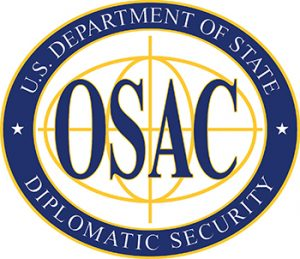 Overseas Security Advisory Council (OSAC)