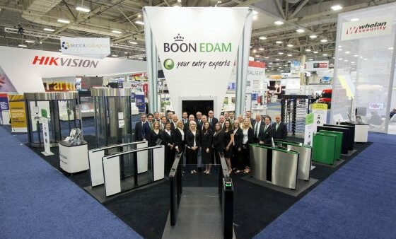 Exhibitor Profile: Boon Edam (Booth #1715)
