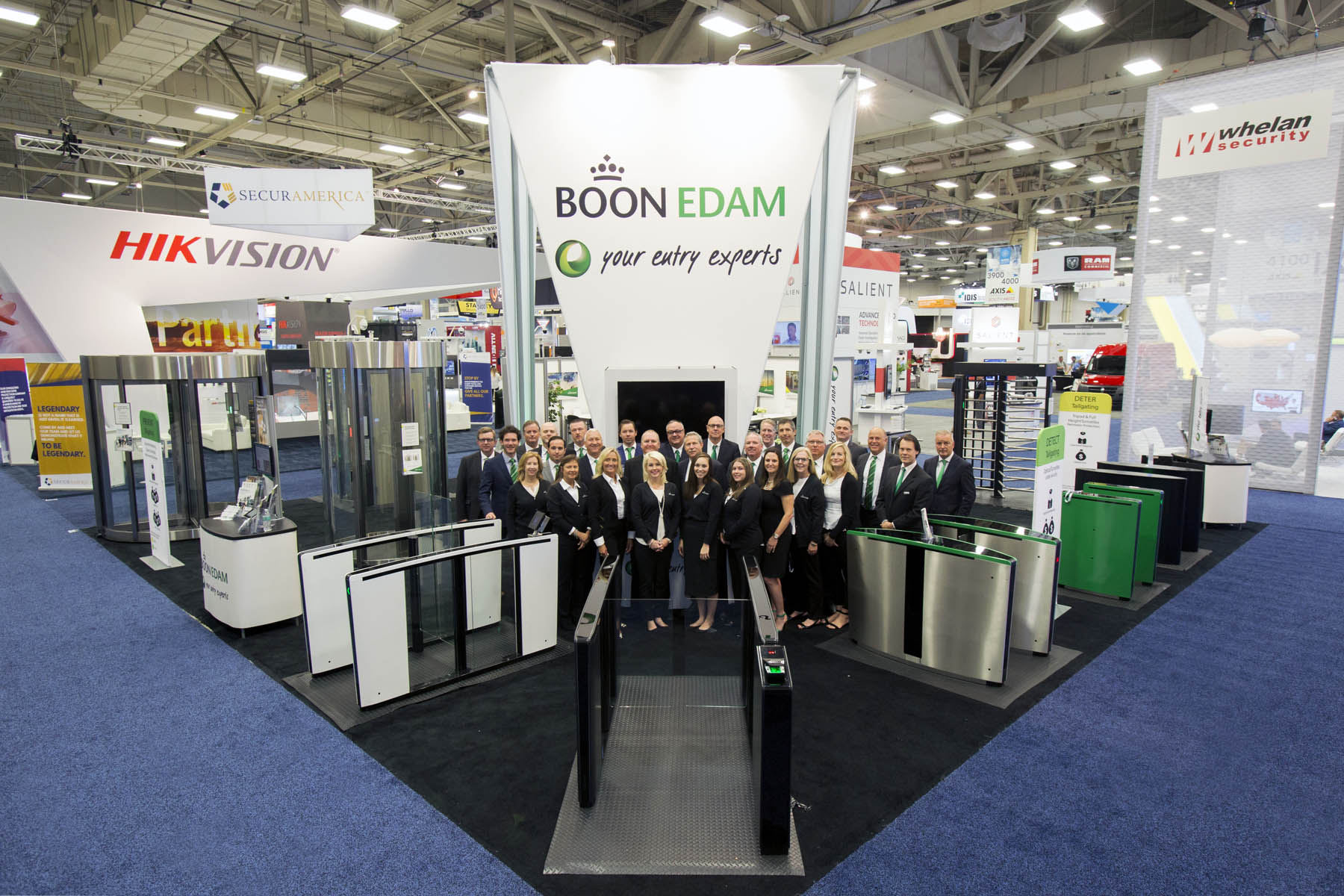 Boon Edam at ASIS 2017