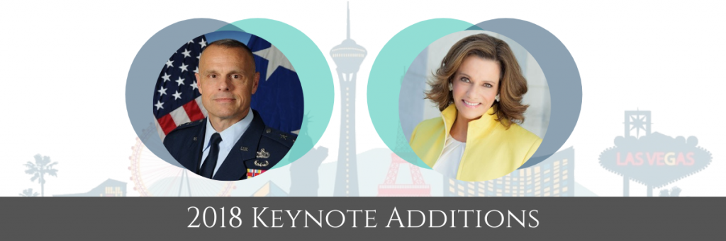 Bradley D. Spacy and K.T. McFarland Announced for Global Security Exchange Keynote Lineup blog photo