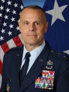 Major General Bradley D. Spacy