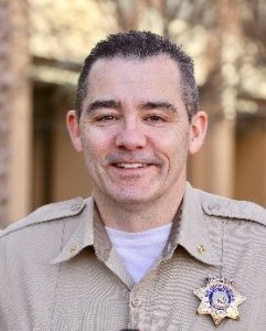 Deputy Chief Andrew Walsh