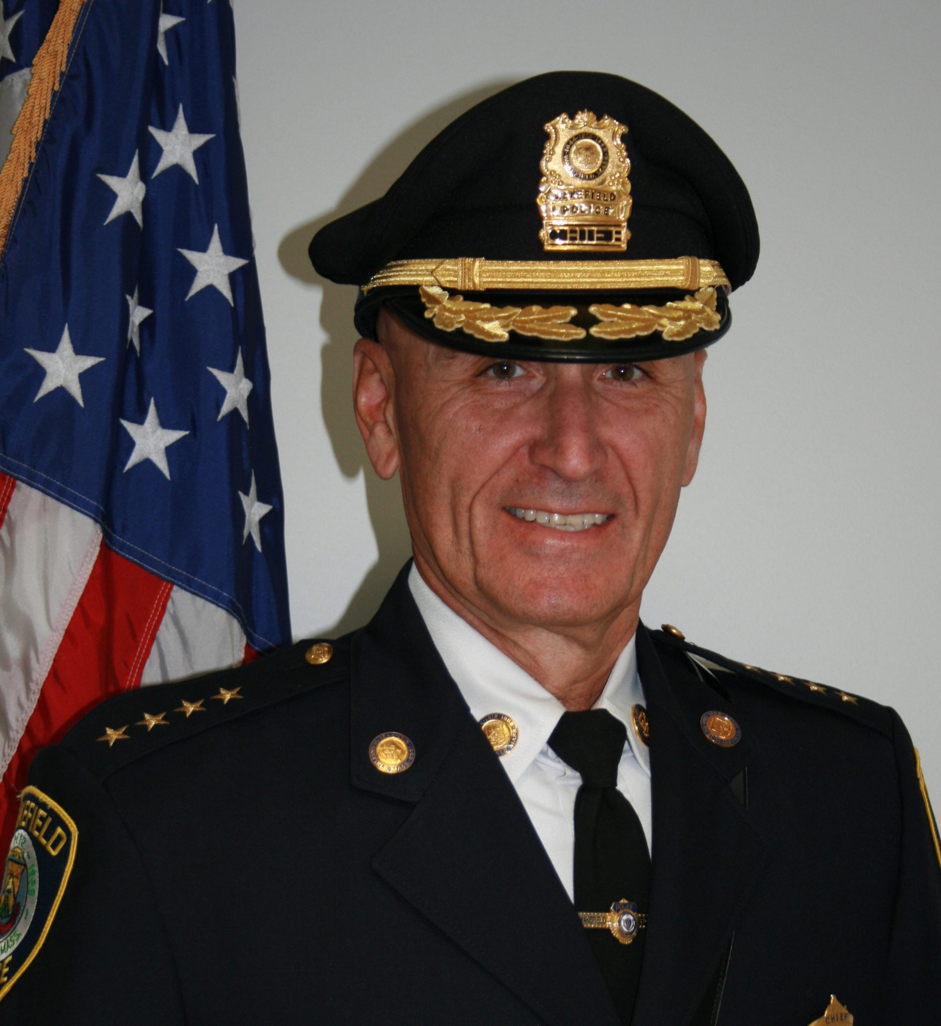 Chief Richard Smith