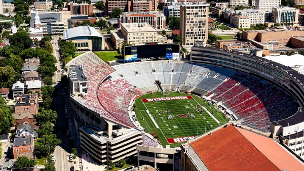 Drones and College Football Stadium Surveillance