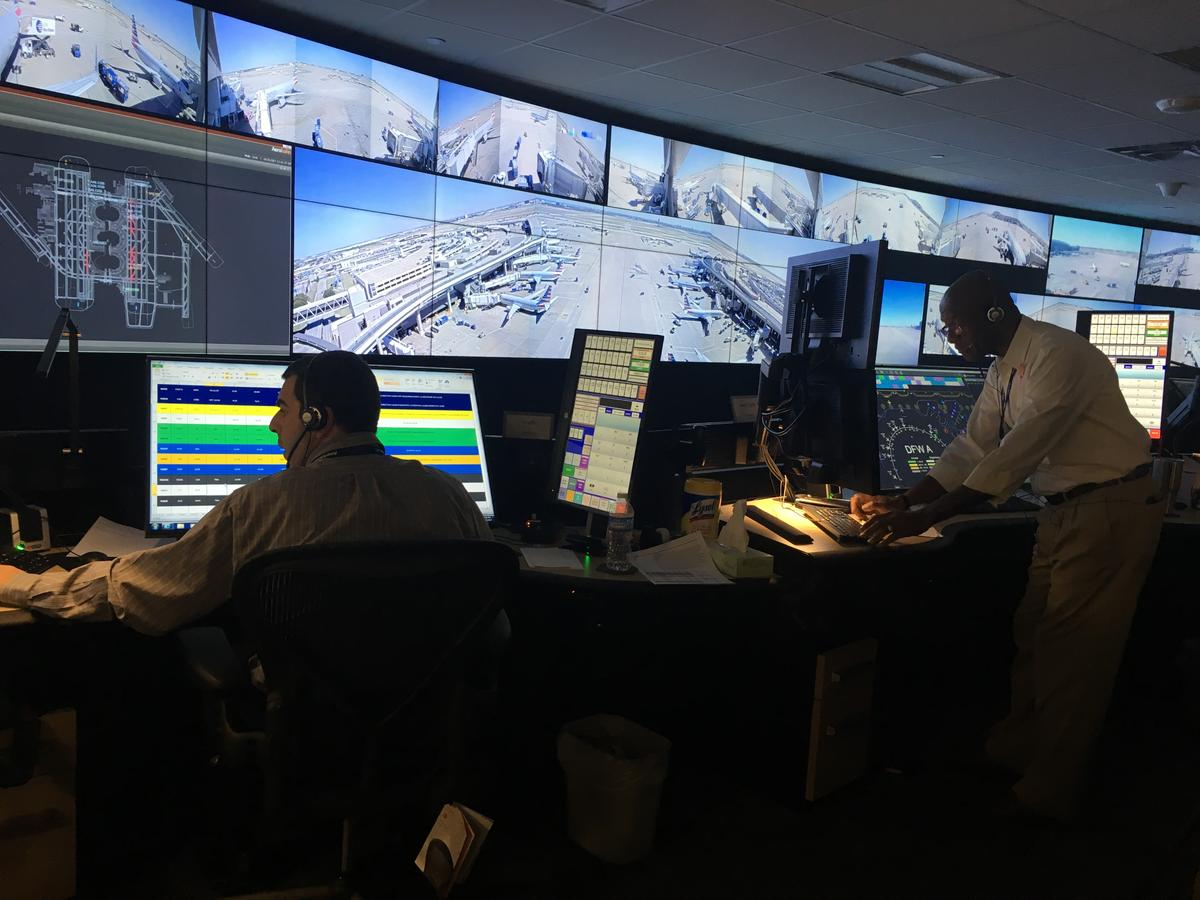 Vistacom Control Room Solutions
