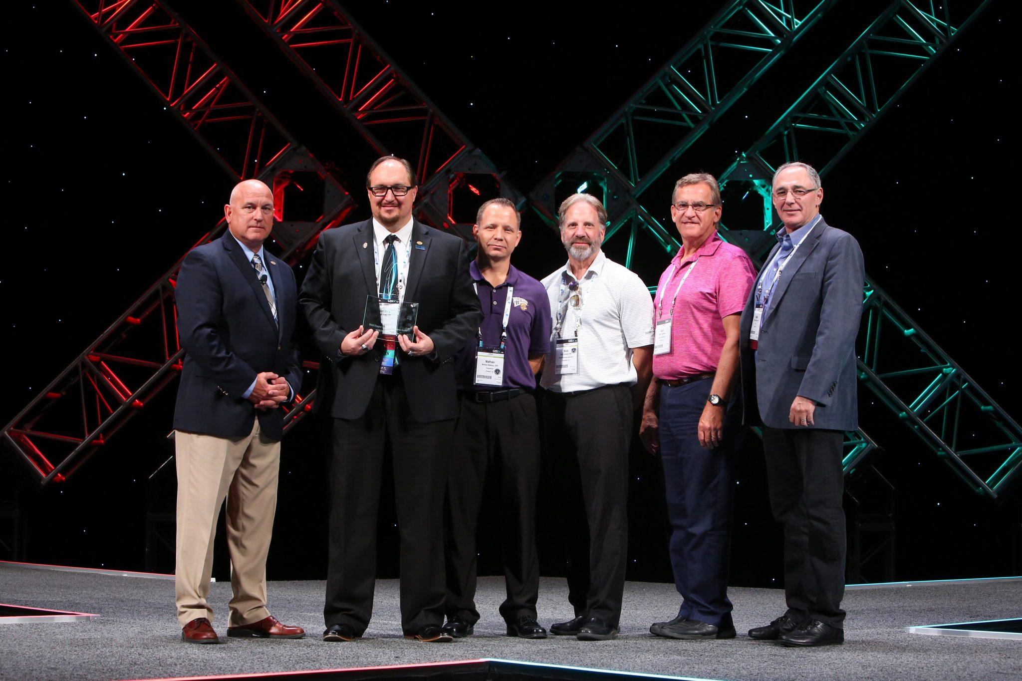Award Group 6: Phoenix Chapter, 2018 Chapter Community Service Winner