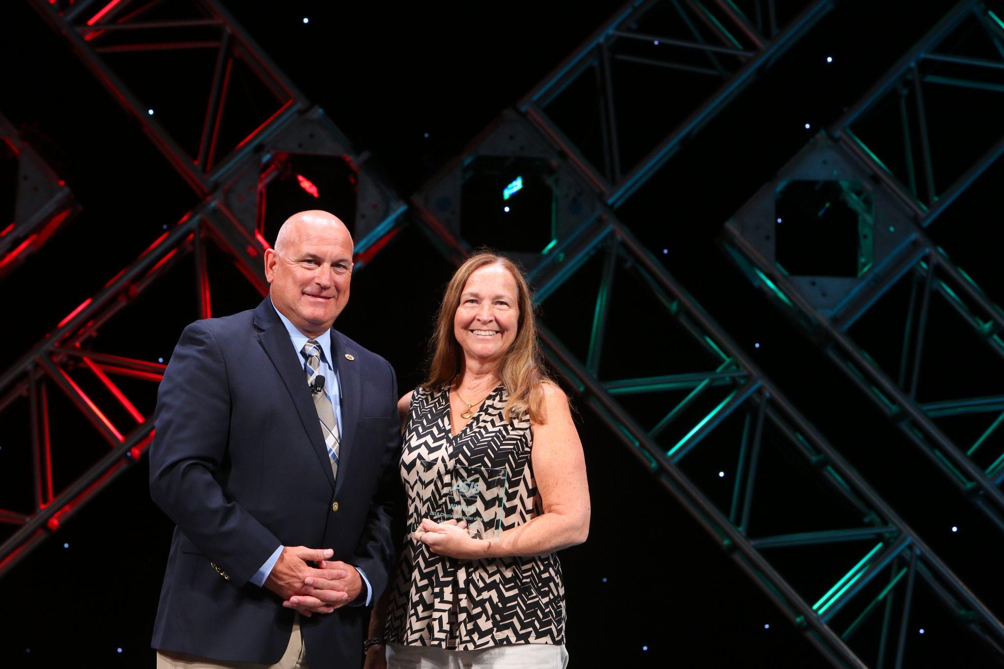 Award Group 6: Columbus Chapter 2018 Chapter Newsletter of the Year Winner