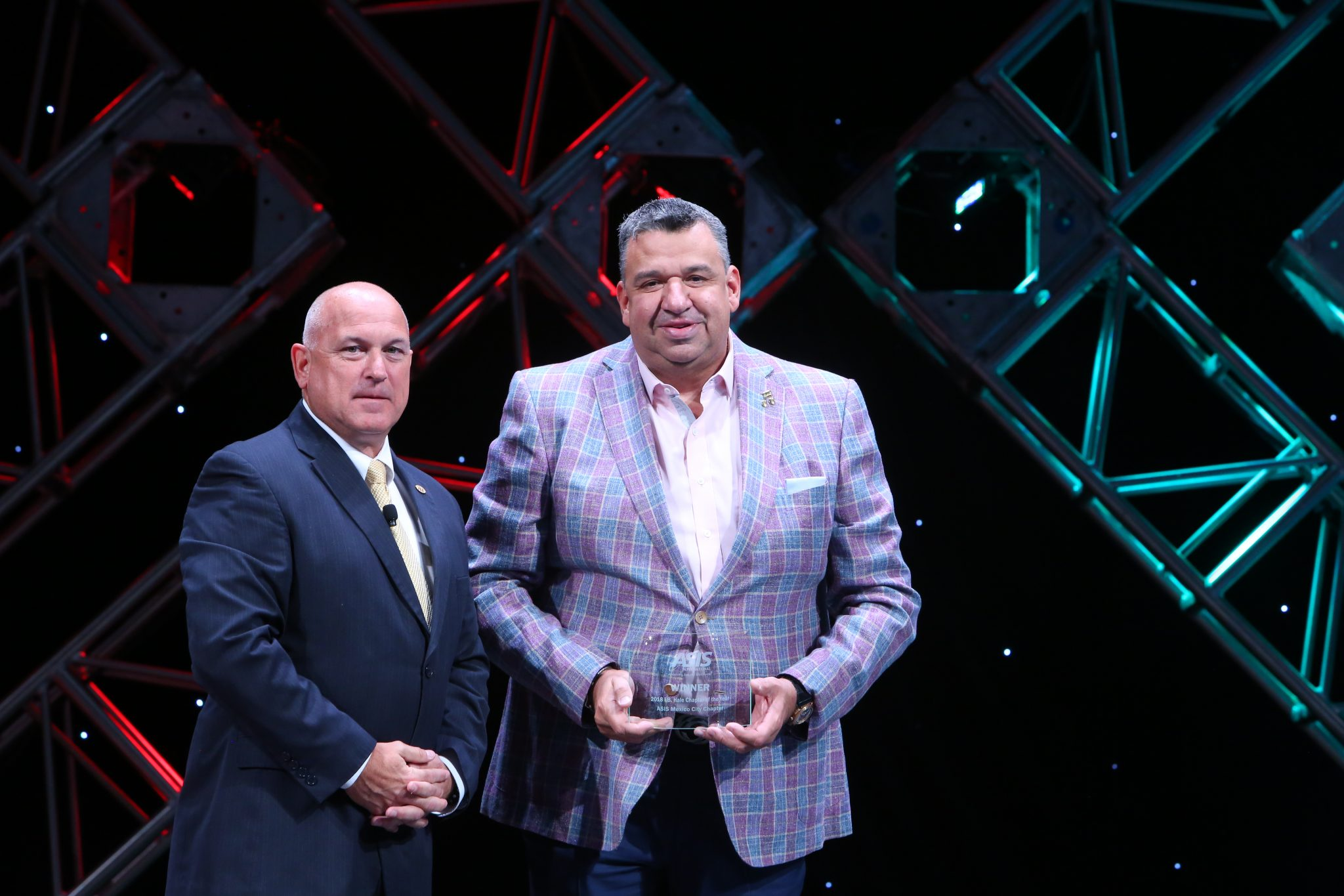 Mexico City, 2018 I.B. Hale Chapter of the Year Winner 3