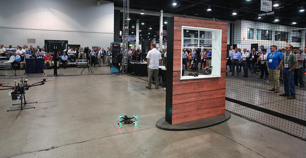 GSX D3 Xperience: Drones, Droids, Defense