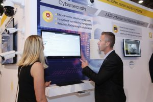 Cyber security technology at GSX