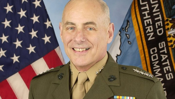 Announcing Keynote: General John F. Kelly
