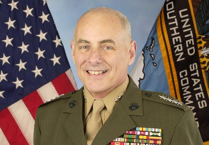 Announcing Keynote: General John F. Kelly blog photo