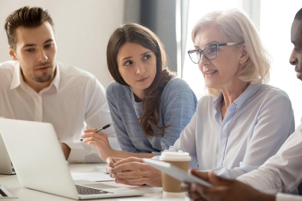 Managing Today's Multi-Gen Workforce blog photo