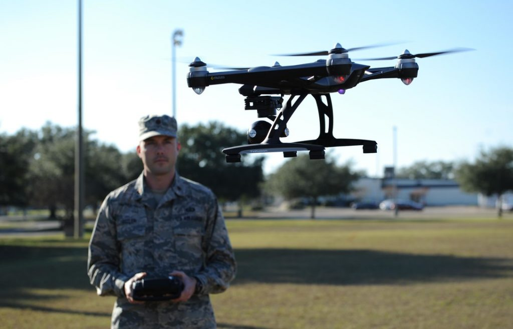 Q&A: How Companies Are Using Drones for Security blog photo