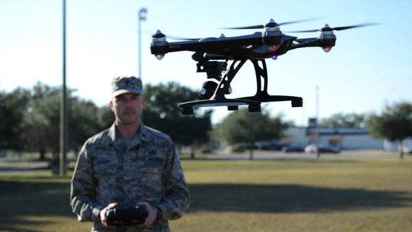 Q&A: How Companies Are Using Drones for Security