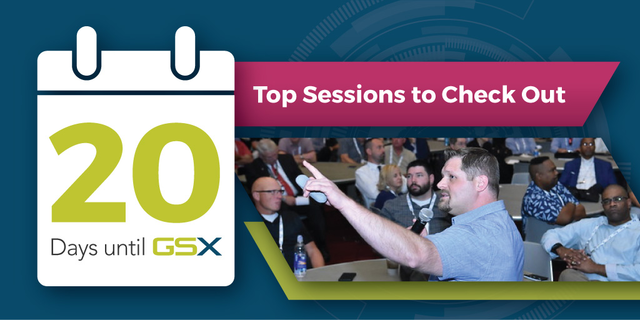 Top 20 Sessions to Check Out at GSX blog photo