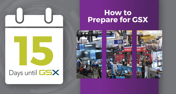 15 Days to Prepare for GSX