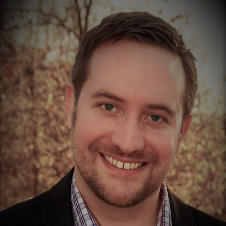 Eric Thompson Headshot