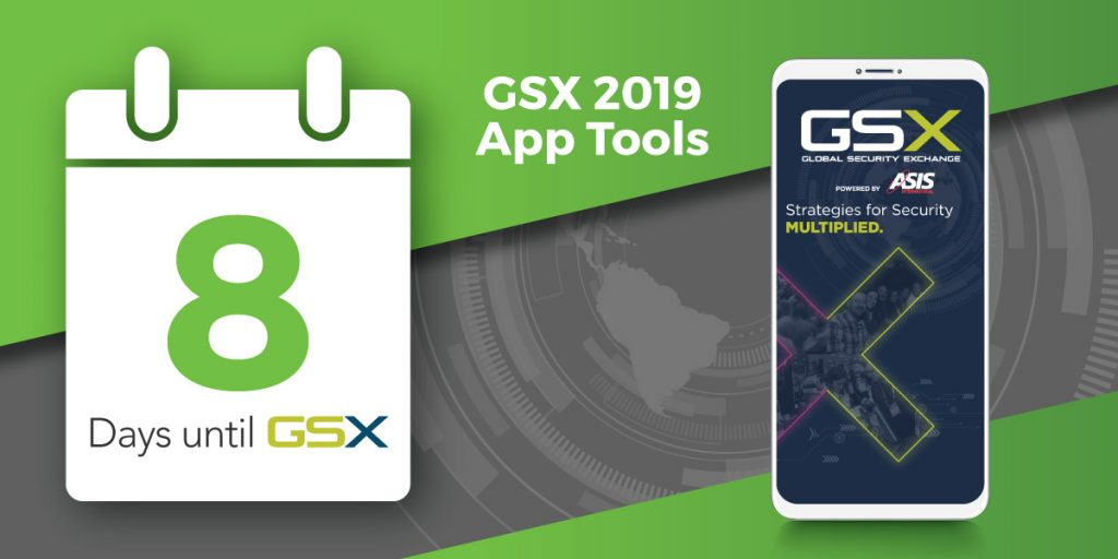 Eight Things to Do in the GSX 2019 App blog photo