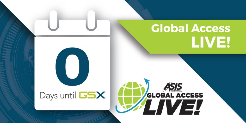 Catch the GSX Action with Global Access LIVE! blog photo
