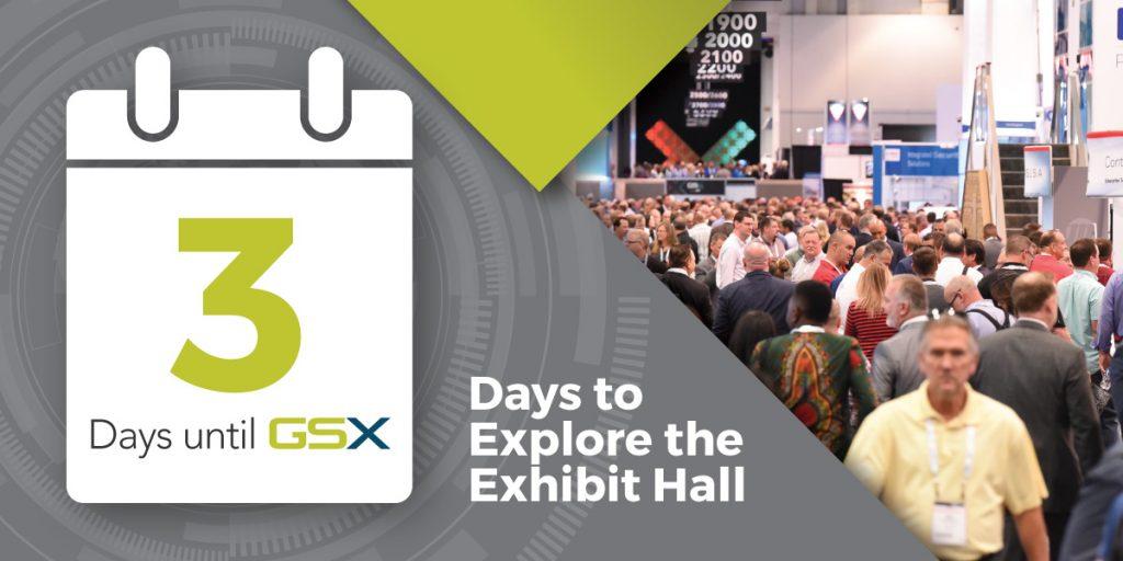 Three Days to Explore the GSX Exhibit Hall blog photo
