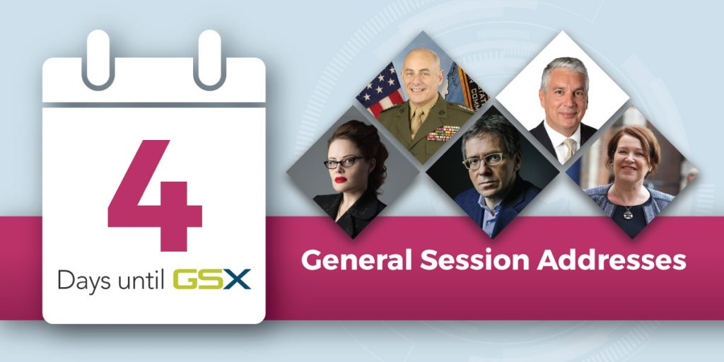 Four Groundbreaking General Sessions at GSX 2019 blog photo