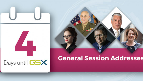 Four Groundbreaking General Sessions at GSX 2019