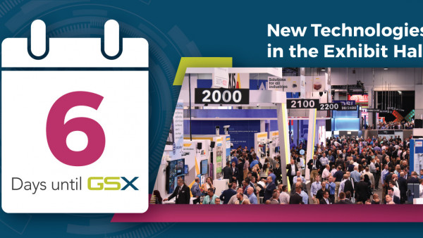 Six New Technologies on the GSX Exhibit Hall Floor