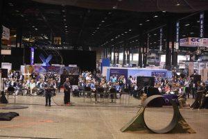 GSX 2020 D3 Experience: Drones, Droids, Defense