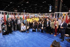 Global Security Exchange (GSX) international delegations
