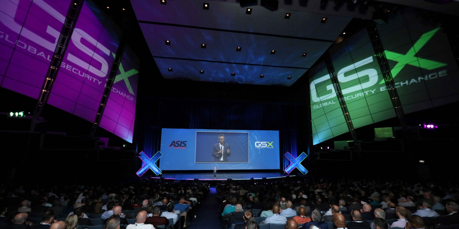 GSX 2020 general session