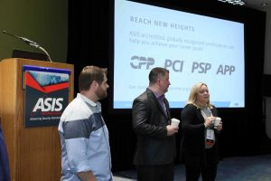 ASIS certification preview courses at GSX