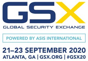 Global Security Exchange (GSX) 2020 logo
