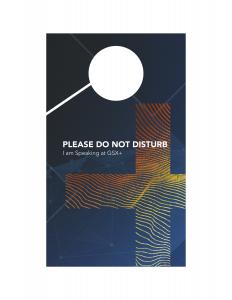 GSX Plus Door Hanger DND