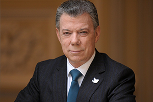 Juan Manuel Santos, GSX+ General Session speaker