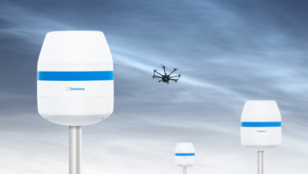 GSX+ Product Launch: Dedrone RF-360 Drone Detection Sensor
