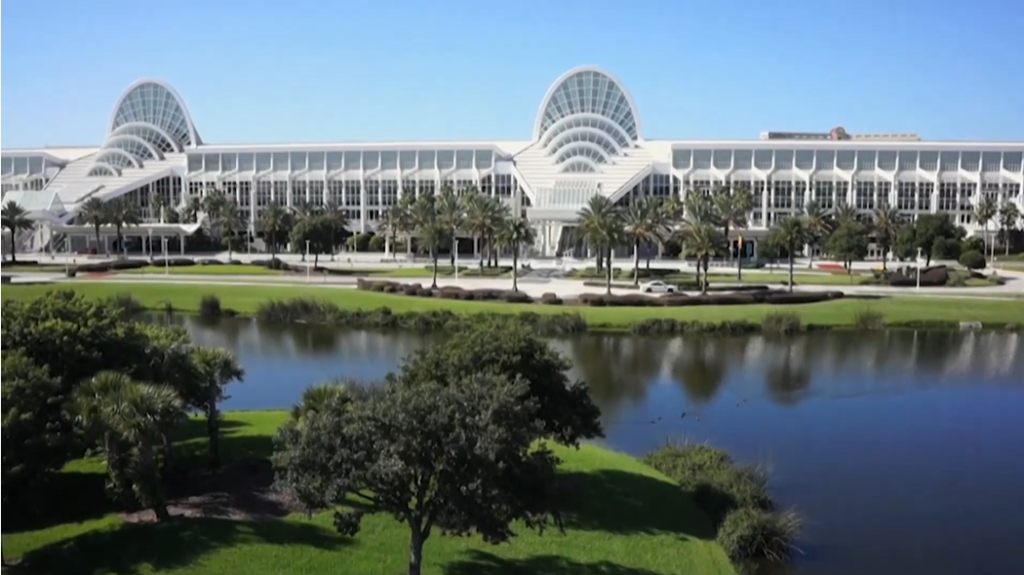 Welcome to the Orange County Convention Center blog photo