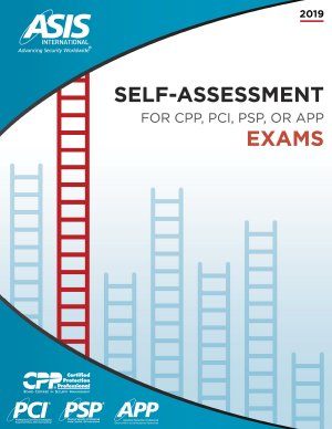 ASIS Self-Assessment for Certification Exams