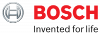 bosch logo with slogan